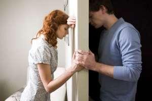 расставание с девушкой