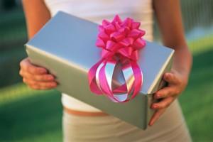 подарок возлюбленной