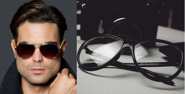 Подходящие очки для квадратного лица