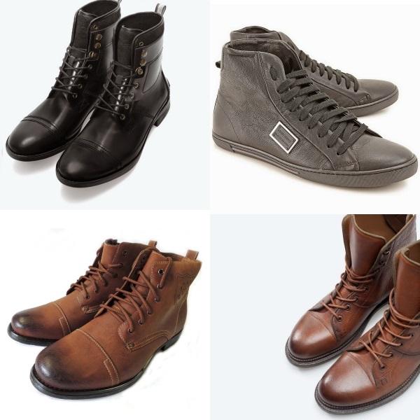 милитари ботинки и сапоги