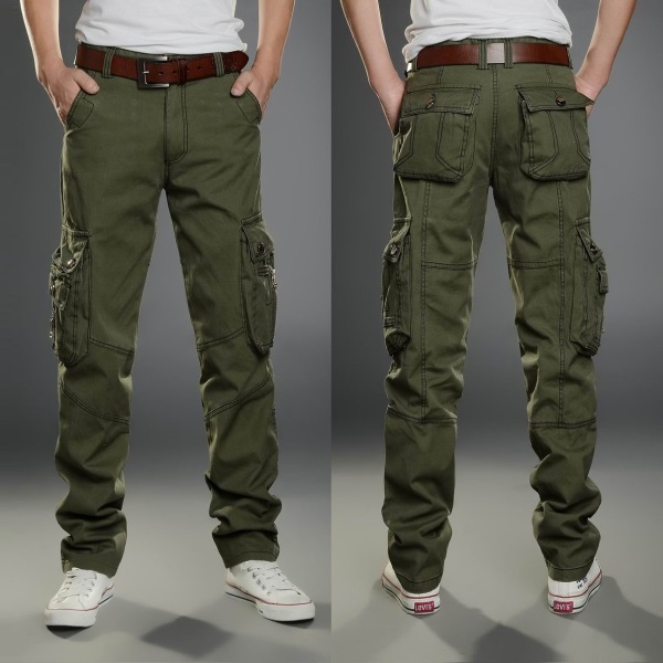 штаны милитари