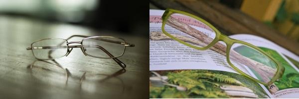 Подходящие очки для овального лица