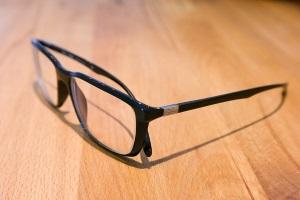 Мужские очки с широкой оправой