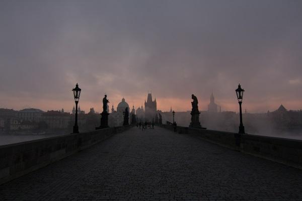 Карлов-мост Прага