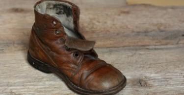 ботинок с неприятным запахом