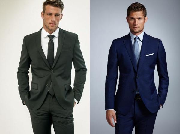 мужчины одетые в стиле коктейль