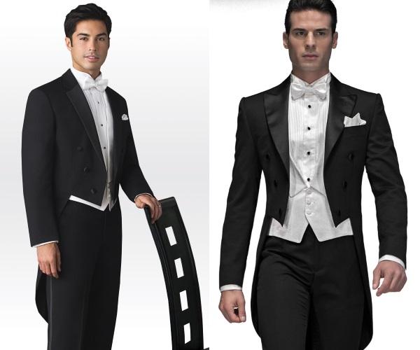 Одежда white tie