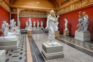 Знакомство в музее