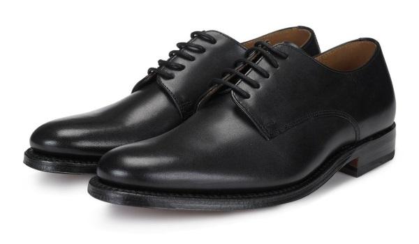 классические туфли оксфорды