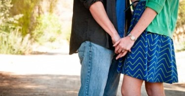 парень и девушка на свидании