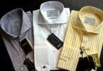 разновидности мужских рубашек