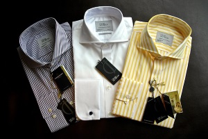 Классификация мужских рубашек
