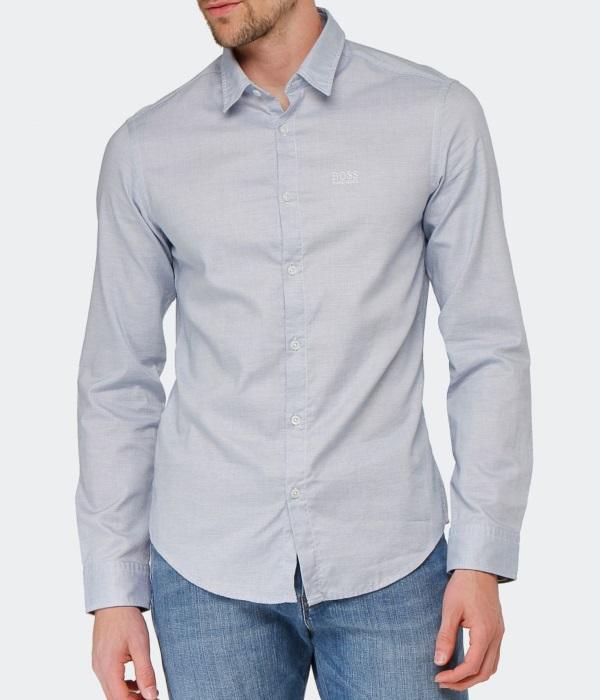 Мужская рубашка regular fit