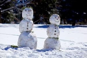 снеговики в подарок