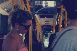Знакомство в общественном транспорте