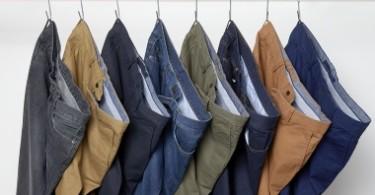 Мужские брюки чинос обзор