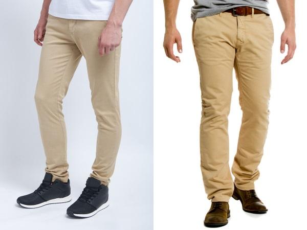 Мужские брюки чинос