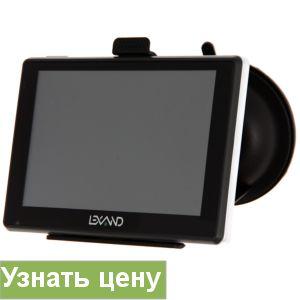 Портативный GPS-навигатор Lexand SA5+