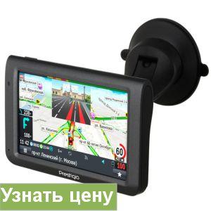 Портативный GPS-навигатор Prestigio GeoVision 5069 (PGPS5069CIS04GBPG)